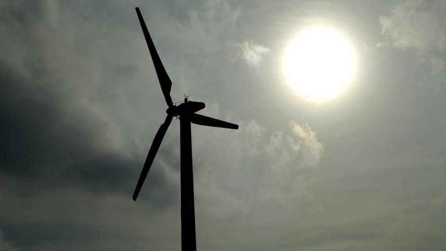 Video Referendum na větrnými elektrárnami