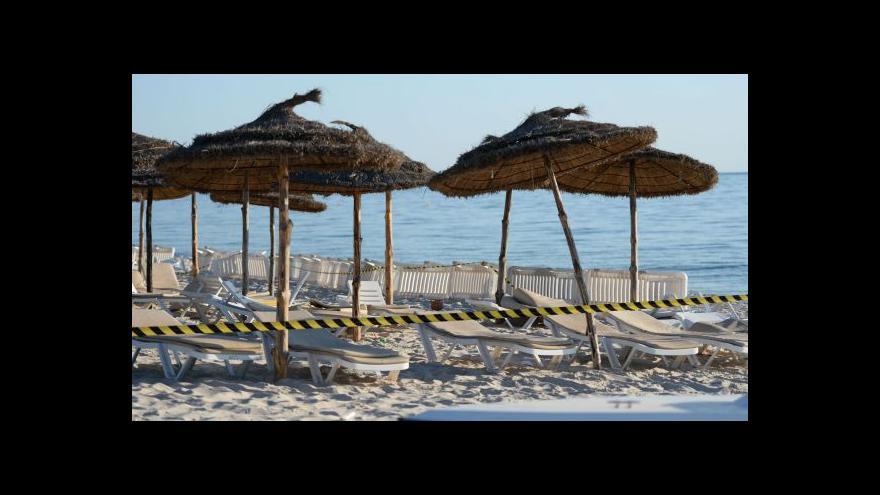 Video Události: Tunisko po útoku