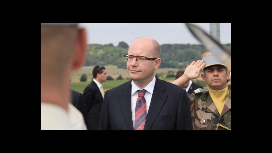 Video Oslava vzniku československých ozbrojených sil