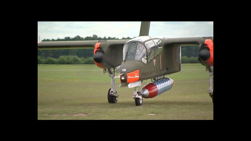 Video Memorial Air Show 2015 v Roudnici nad Labem