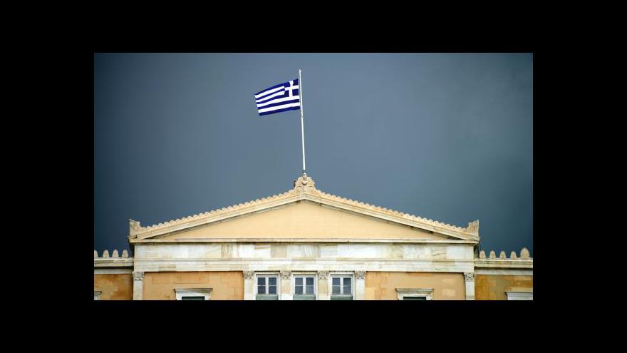 Video Euroskupina Řecku odmítla prodloužit záchranný program