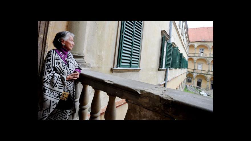 Video Díla ze sbírky Medy Mládkové vystaví Moravský Krumlov