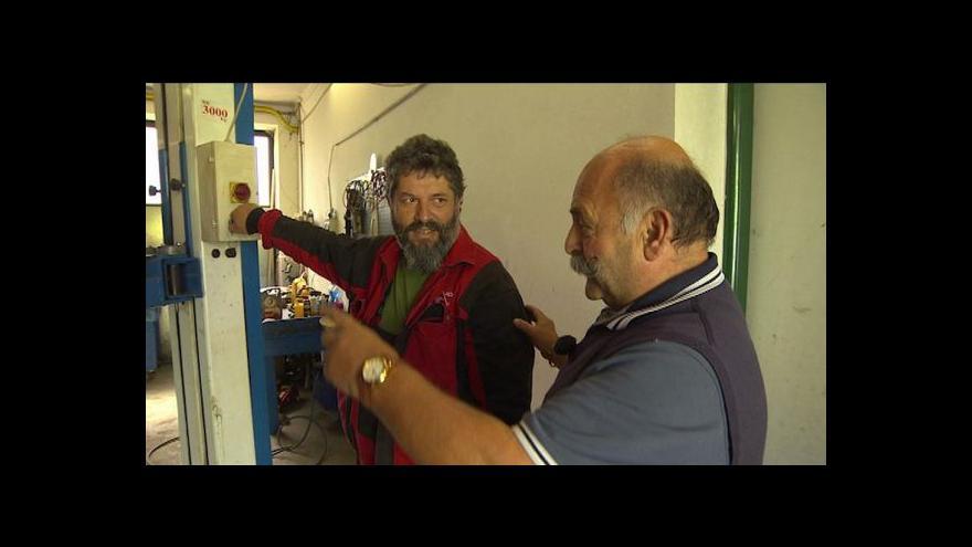 Video Co radí krajanům Řekové z východních Čech?
