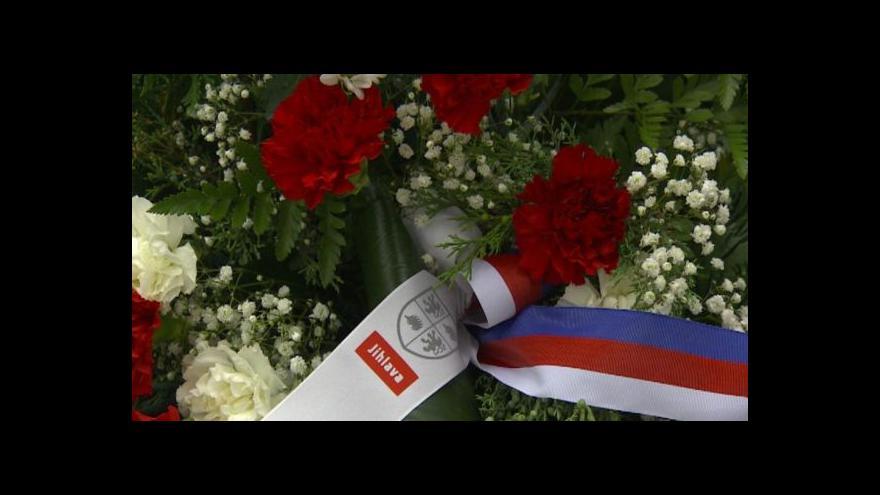 Video V Jihlavě se sešli blízcí někdejších politických vězňů