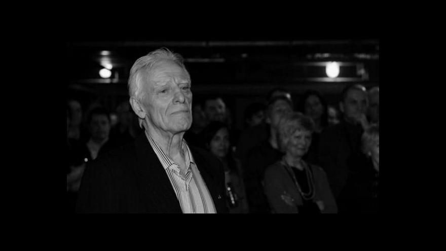 Video Události v kultuře: Zemřel Jaroslav Tomsa