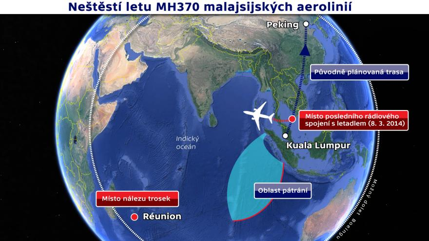 Video Dva roky od zmizení MH370: Otázek je víc než odpovědí