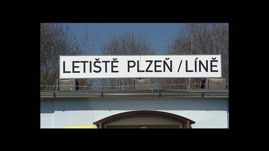 Video Reportáž: Letiště Líně zavírá
