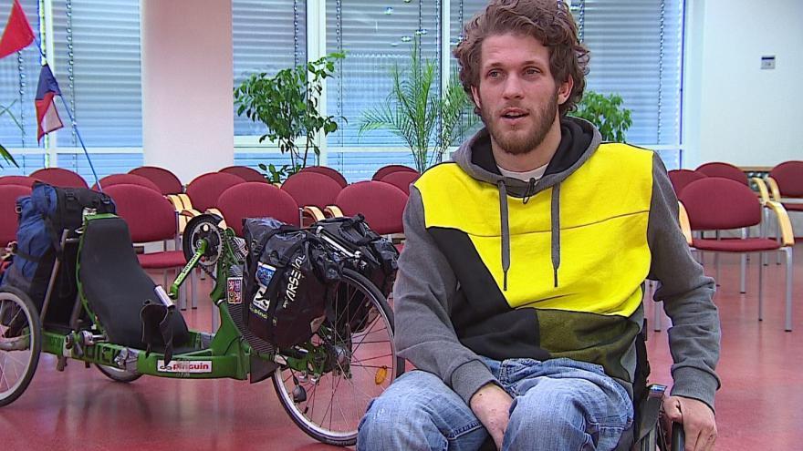 Video Jiří Čeloud inspiruje na svých přednáškách ostatní