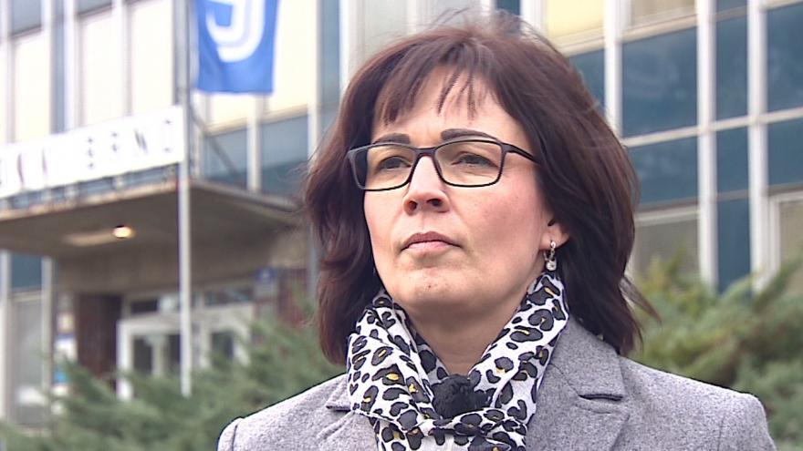 """Video """"Do některých nemovitostí už nechtějí dráhy investovat,"""" říká mluvčí drah Kateřina Šubová"""