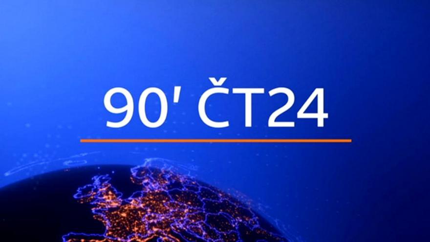 Video 90' ČT24 - Spor oreorganizaci policie