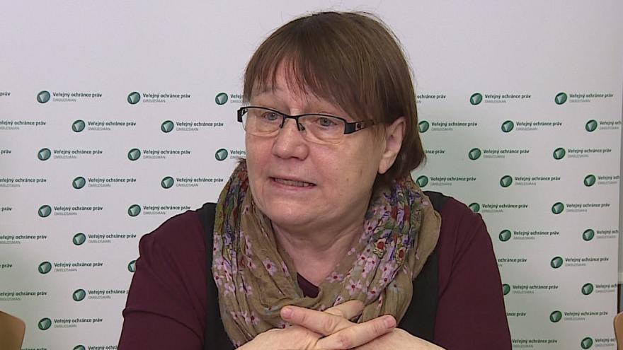 Video Stížností na nespravedlivé oceňování práce invalidů má ombudsmanka nejméně desítku