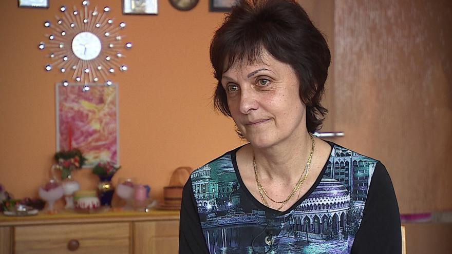 Video Jedna z nájemnic, která usiluje o koupi bytu - Květoslava Fridrichová