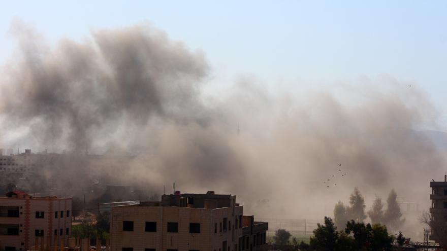 Video Příměří v Sýrii odstartovalo, podle Khalila z Iniciativy pro svobodnou Sýrii bude ráno jasněji