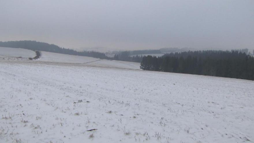 Video Michal Žák: To, co napadne, roztaje v polohách pod 400 metrů v úterý