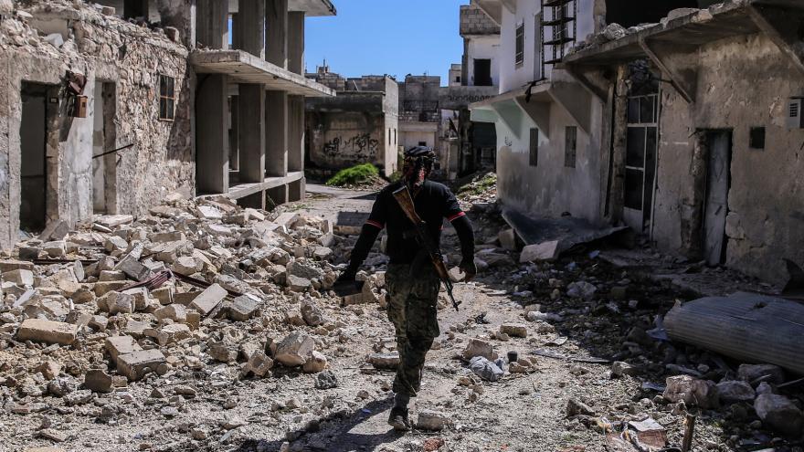 Video Zpravodaj ČRo Robert Mikoláš k situaci v Sýrii