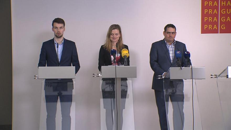 Video ČSSD nabídla Klinice jesle na Praze 4