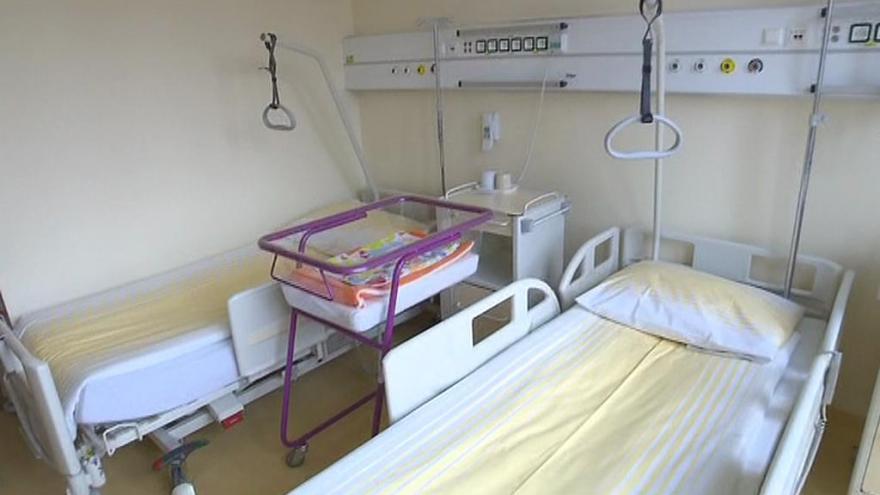 Video Thomayerova nemocnice otevřela opravenou porodnici