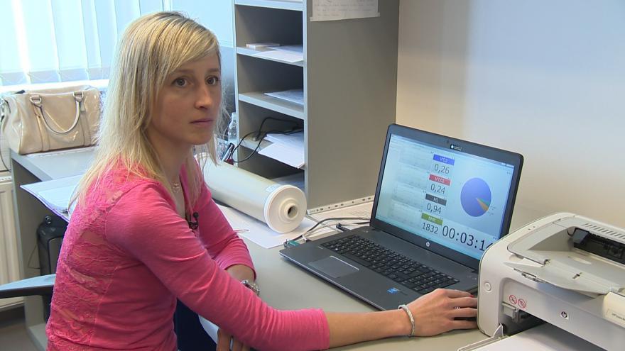 Video Jana Kunčická, výzkumná pracovnice Ústavu ochrany a podpory zdraví LF MU