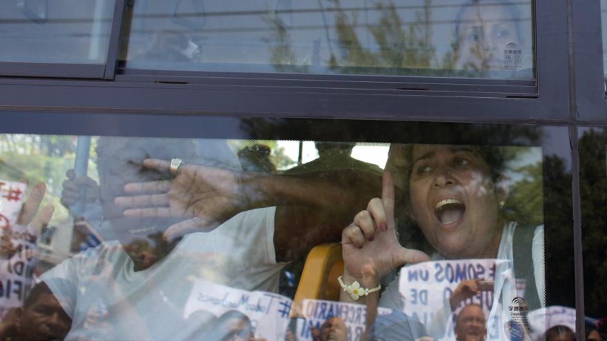 Video Bez komentáře: Protesty na Kubě