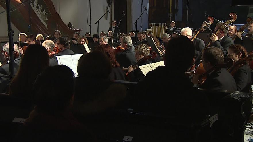 Video Bez komentáře: zkouška velikonočního oratoria