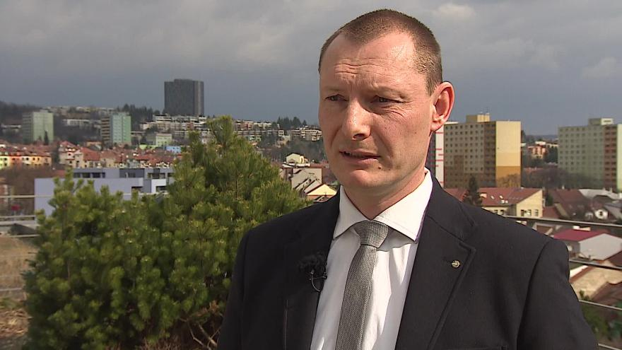 Video O schváleném plánu hovoří Marek Vinter