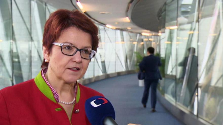 Video Ingeborg Grässleová: Normálně se o jeden projekt nezajímáme, Čapí hnízdo ale ukazuje strukturální problém