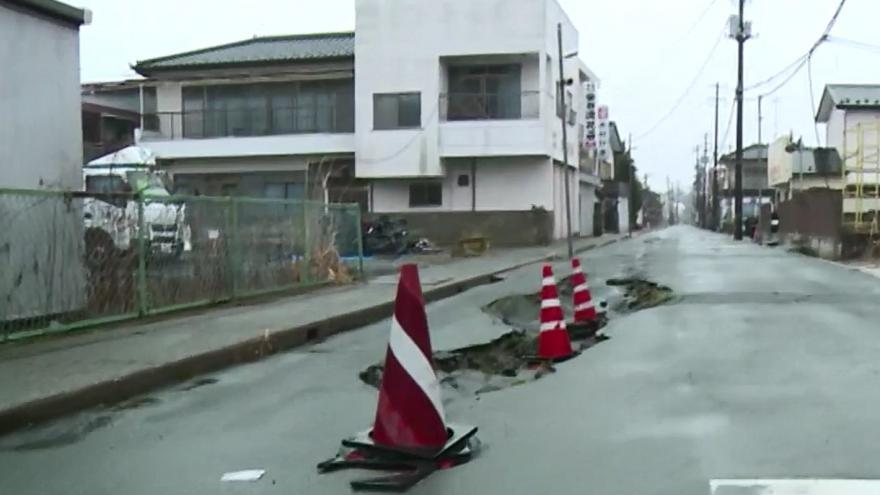 Video Tomioka - město duchů