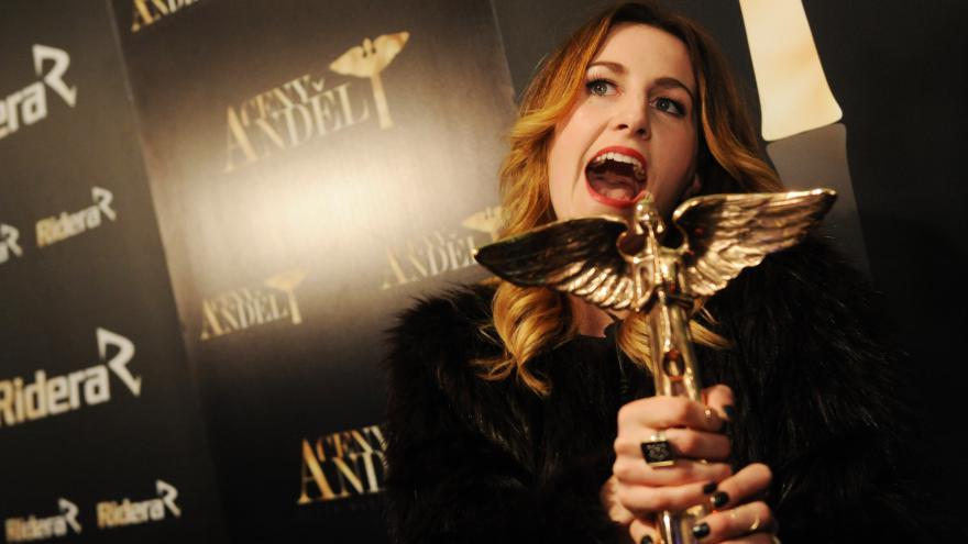 Video Ceny Anděl 2015