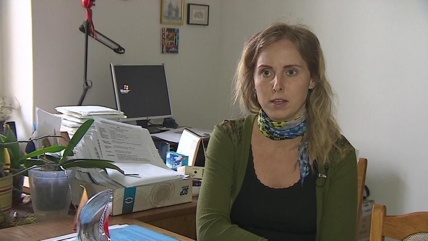 Video Iva Sedláčková hovoří o případu studenta