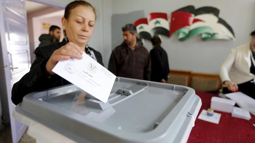 Video Události: Volby zpožďují ženevská jednání o míru