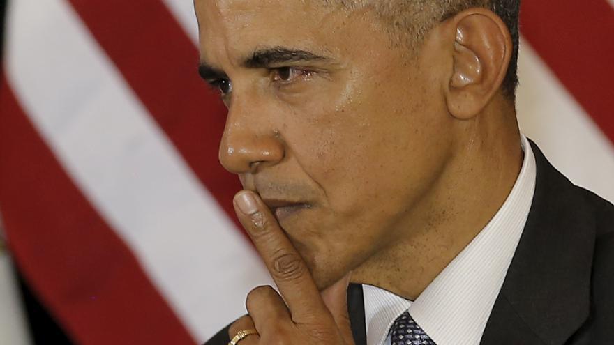 Video Obama vyzval Brity k setrvání v EU