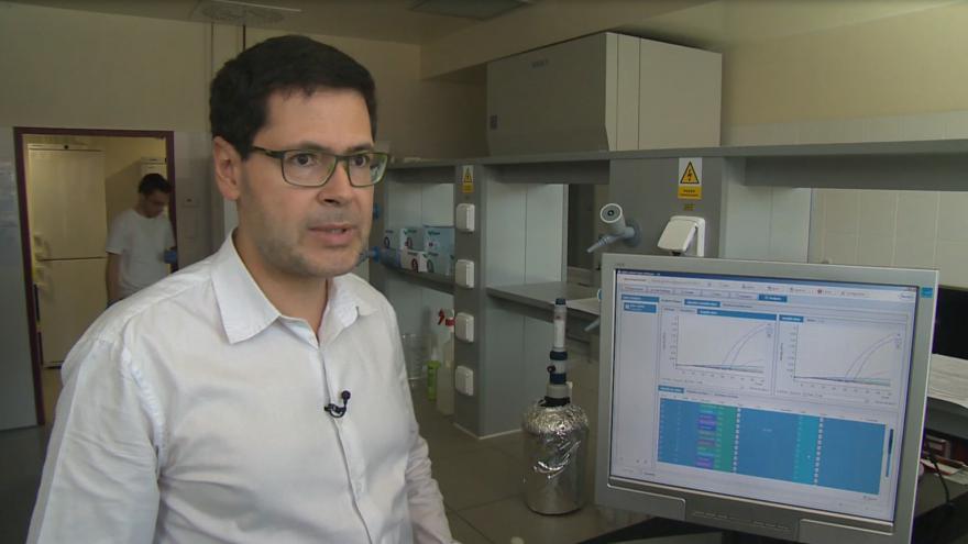 Video Omar Šerý z ústavu biochemie Masarykovy univerzity popisuje výzkum