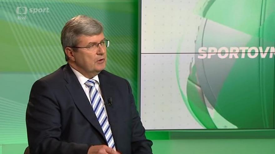 Video Předseda České unie sportu: Peníze se nerozdělují jen podle počtu