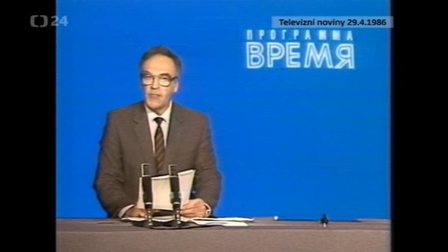 Video Černobyl