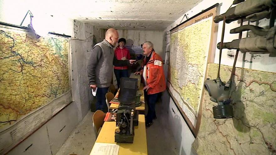 Video Nový bunkr pod Svatým Antonínkem