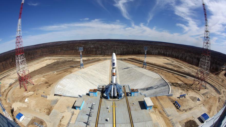 Video Kolář: Automatika zastavila start kosmodromu Vostočnyj