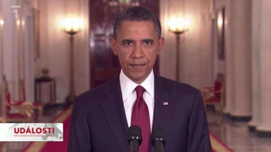 Video Události 2.5. 2011: Vůdce al-Káidy Usáma bin Ládin je mrtev