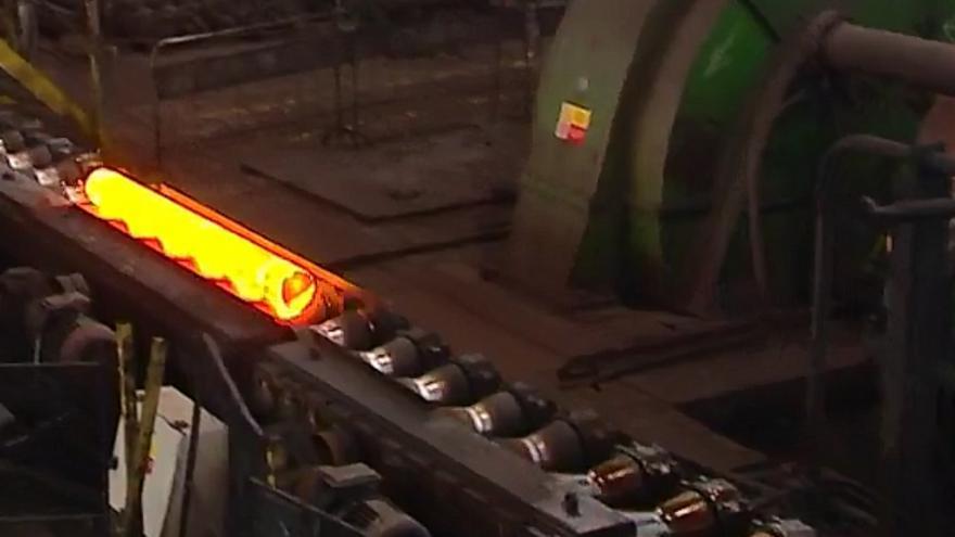 Video V hutích a železárnách se bojí o práci