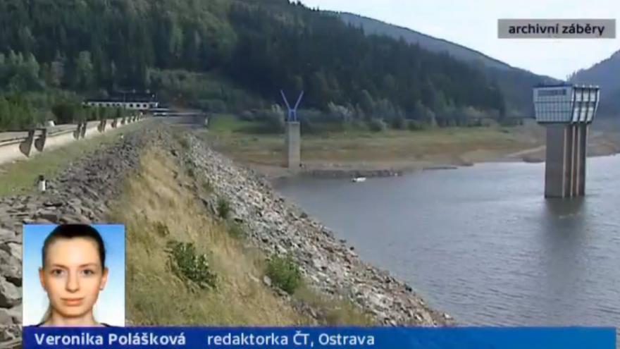 Video Opravy vodních nádrží Šance, Kružberk a Olešná