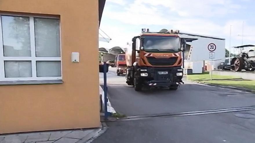 Video Čisticí vozy vyjedou častěji