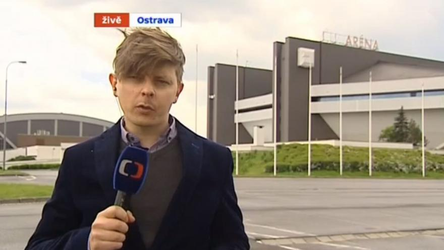 Video Multifunkční hala v Ostravě