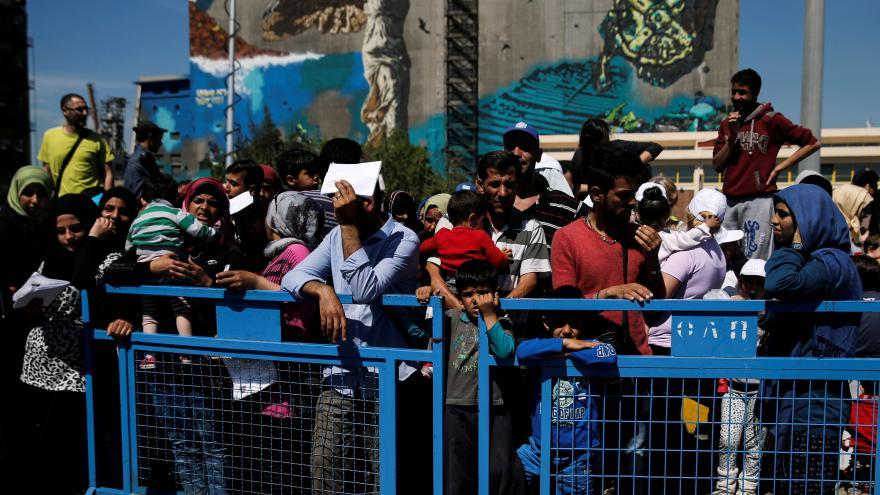 Video 90' ČT24 - Migrace aochrana hranic