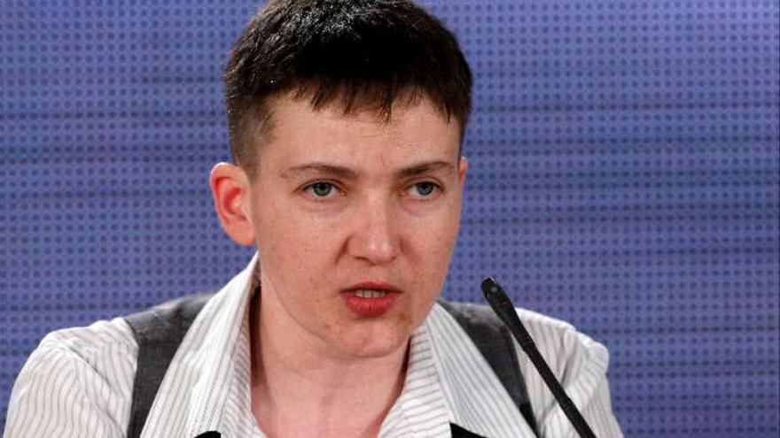 Video ŽIVĚ: Savčenková hostem pořadu 90'ČT24