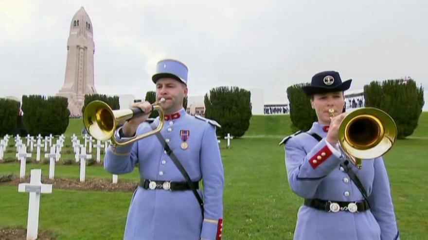 Video UDÁLOSTI: Vzpomínka na Verdun po sto letech