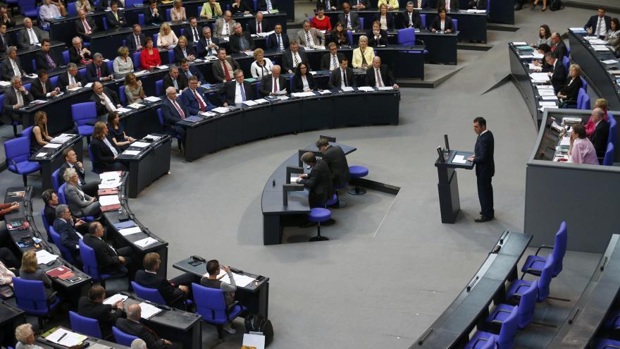 Video Podle Bundestagu bylo vyvražďování Arménů genocidou