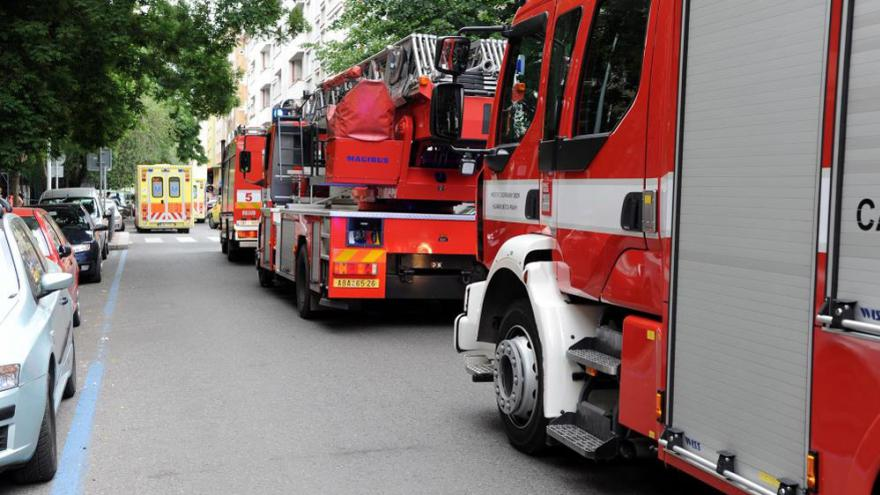 Video iReportér: Zásah hasičů v Biskupcově