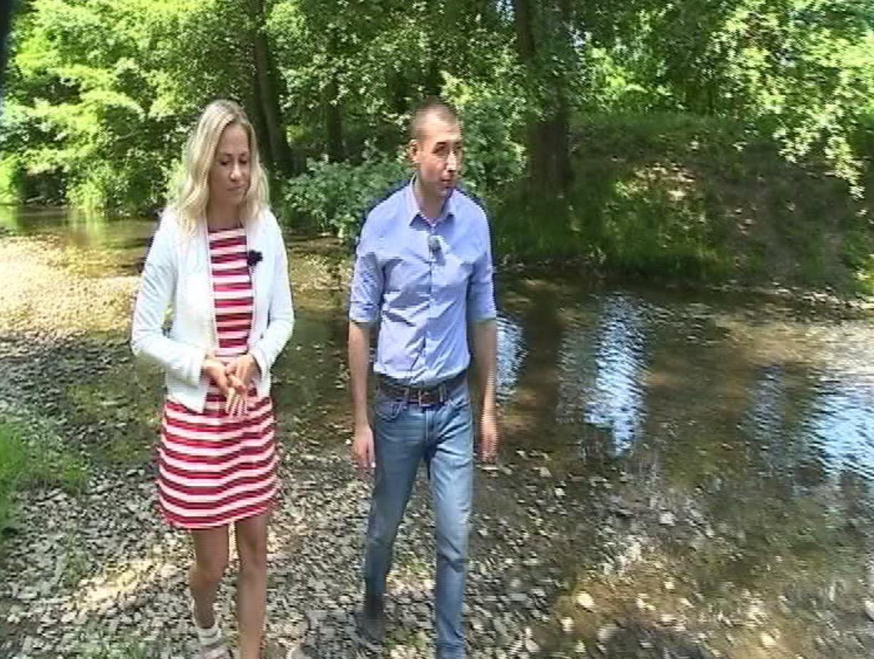Video Řeky vysychají