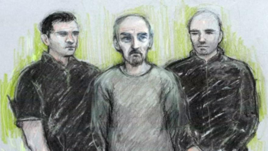 Video Obviněný z vraždy Coxové: Jmenuji se smrt zrádcům a svoboda Británii