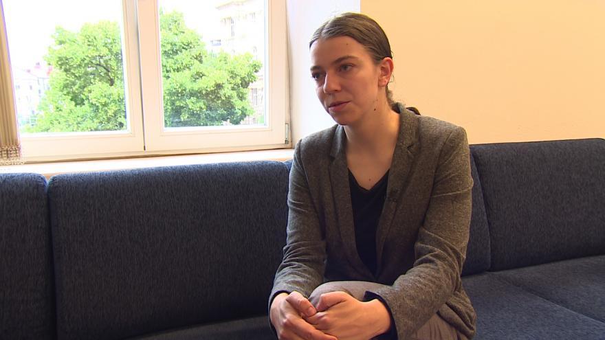 Video Pro Martinu Žižlavskou je pomoc uprchlíkům samozřejmostí