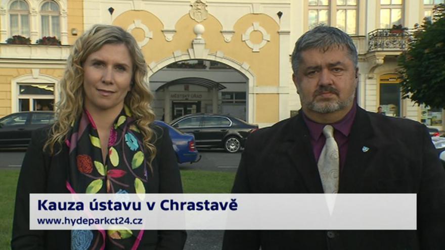 Video 90' ČT24 - Fungování výchovných ústavů